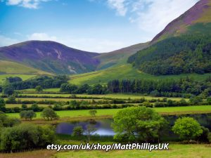 Lake District Landscape - Loweswater